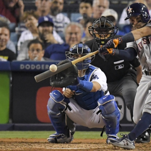 Astros' Altuve wins AL MVP, Marlins' Stanton earns NL honor