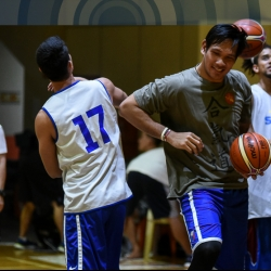 Gilas Pilipinas stops NLEX in latest tune-up game