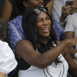 Love game: Serena Williams reportedly marries in New Orleans