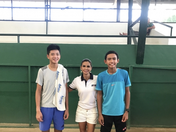 Pinoy Patino reaches finals of ITF-Juniors Circuit