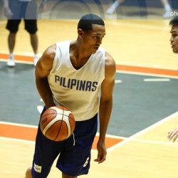 Clarkson situation a bit complicated for Gilas says Chot