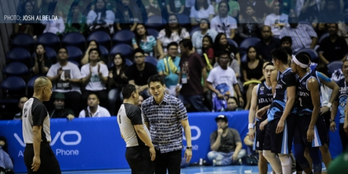 Pumaren adamant officiating was 'the worst' in DLSU-Adamson