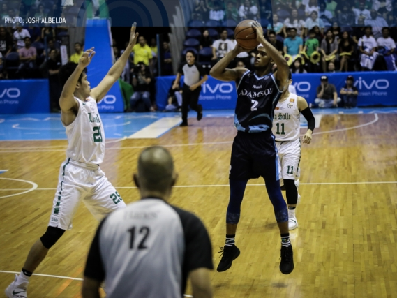 Adamson's Ahanmisi: 'Kib's gonna do what he's gonna do'