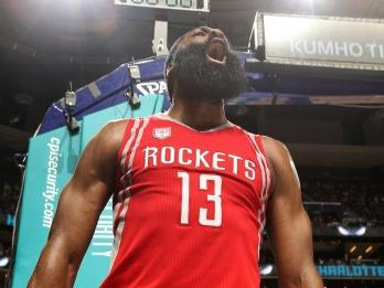 Harden scores 29 to lead Rockets past Grizzlies 105-83