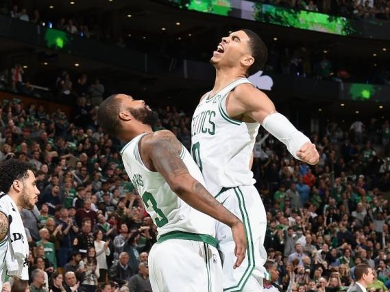 LOOK: The Boston Celtics' longest win streaks