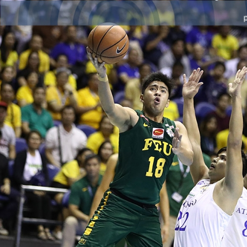 Ex-Eagles Racela, Tolentino, Cani just lifted FEU over ADMU
