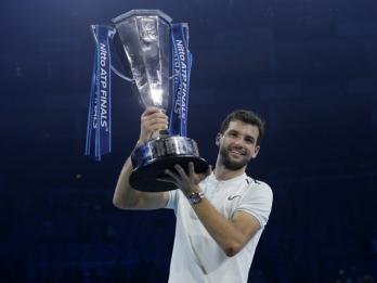 Dimitrov wins ATP Finals, Grand Slam his next target