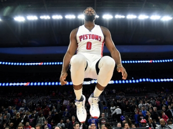 Drummond scores 20 points, Pistons outlast T-Wolves 100-97