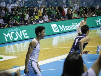 UAAP By the Numbers: Final Four weekend