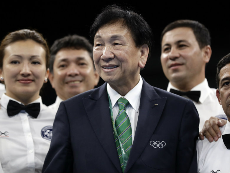 Wu Ching-kuo to step down as AIBA president