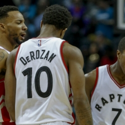 Road to the 2017 Playoffs: Toronto Raptors