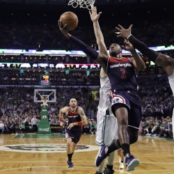 Evenly matched Wizards-Celtics series could go the distance