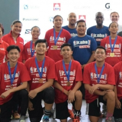 From waterboy to Jr. NBA Philippines Coach of the Year