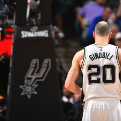 A tribute to Manu Ginobili, the anti-Spur