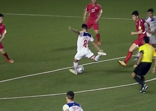 Fifa World Cup: Philippine Azkals vs North Korea H2