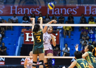 UAAP 78 WV: Katherine Bersola with a quick spike! | ABS-CBN Sports