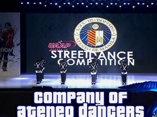 UAAP 78 SDC: Company of Ateneo Dancers