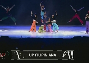 UAAP 78 SDC: UP Filipiniana