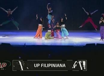 UAAP 78 SDC: UP Filipiniana