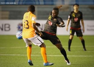 Kaya FC blanks Balestier Khalsa to stay ahead of Group F