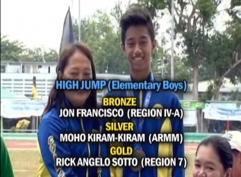 The Score: Palarong Pambansa Athletic Awardees