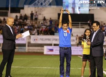 The Score: Palarong Pambansa Heroes