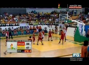 Palarong Pambansa 2016: Basketball Competition Pt. 1
