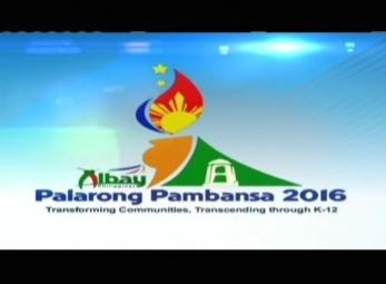 Palarong Pambansa 2016: Volleyball Competition