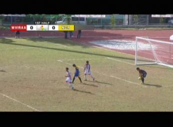 Palarong Pambansa 2016: Football Competition