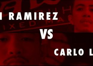 URCC 27 Rebellion: ALVIN RAMIREZ vs. CARLO LAUREL PRIMER