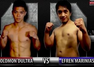 URCC 27 Highlights: Efren Marinias vs Solomon Dultra