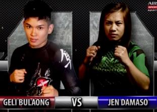 URCC 27 Highlights: Geli Bulaong vs Jen Damaso