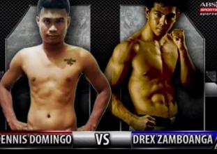 URCC 27 Highlights: Dennis Domingo vs Drex Zamboanga