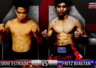 URCC 27 Highlights: Eddie Estrada vs Fritz Biagtan