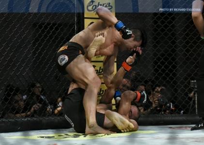 URCC 27 Highlights: Reydon Romero vs Do Gyeom Lee