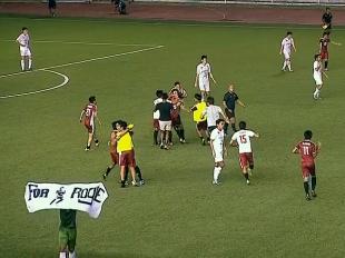 UAAP Season 78: UP vs ADMU Football Game Highlights
