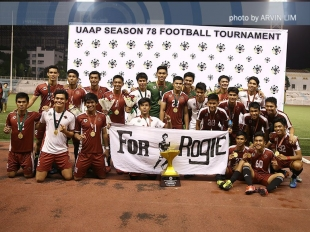 The Score: UP Maroons conquer UAAP 78 Men's Football
