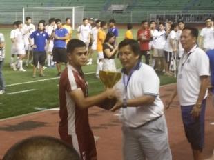 UAAP 78: Men's Football Awarding