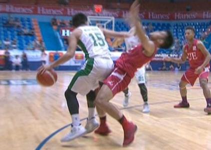 10th FIL OIL FLYING V Basketball: UE vs DLSU Q1