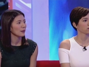 TWBA: Mika Reyes and Kim Dy give messages to their fans