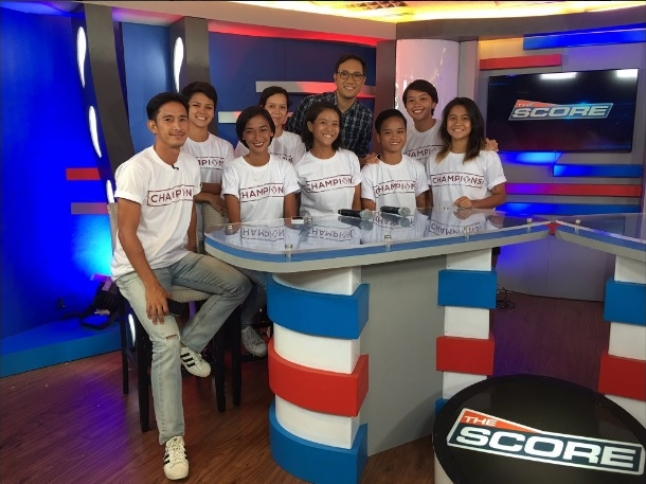 The Score: UAAP Women's Football Champion, UP Lady Maroons