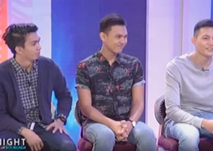 TWBA: Do Rex, Ysay, and Ish believe in luck?