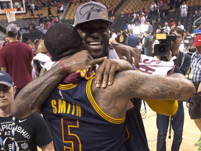 Cavaliers Clinch Trip to the NBA Finals
