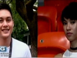 Rex Intal and Jessey De Leon on being student athletes