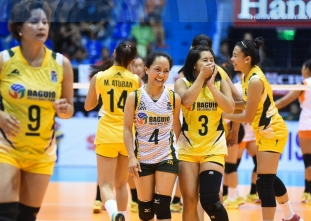 The Score: Team Baguio and their love for volleyball
