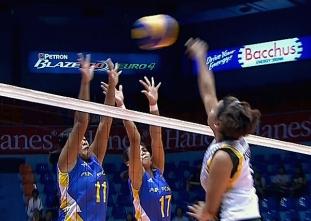 Shakey's V-League: Air Force vs Baguio Highlights