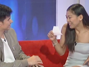 TWBA: Fast Talk with Keifer Ravena and Alyssa Valdez