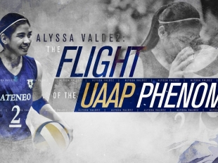 Alyssa Valdez: Flight of the UAAP Phenom | Fan Testimonial