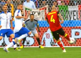 Italy vs Belgium Match Highlights
