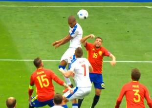 Spain vs Czech Republic Match Highlights